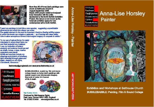 ANNA-LISE HORSLEY - Painter