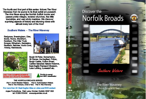 Norfolk Broads 4 - Click Image to Close