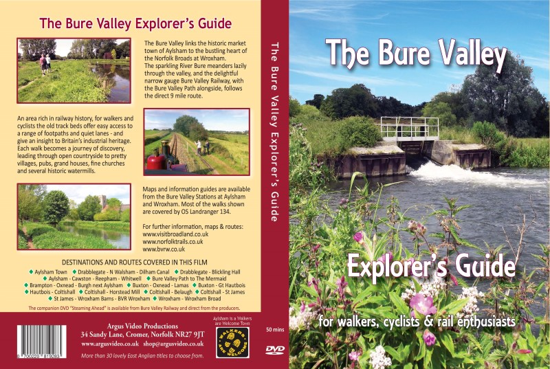 The Bure Valley Explorers Guide