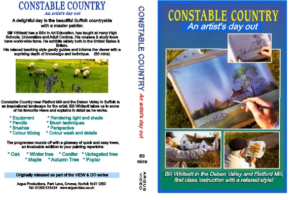 CONSTABLE COUNTRY - An Artist's Day Out