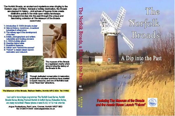 Norfolk Broads, Dip into the Past