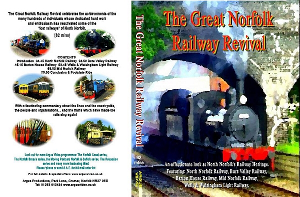 Great Norfolk Railway Revival