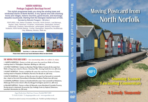 Moving Postcard from North Norfolk