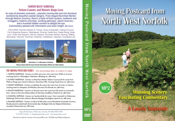 Moving Postcard from North West Norfolk