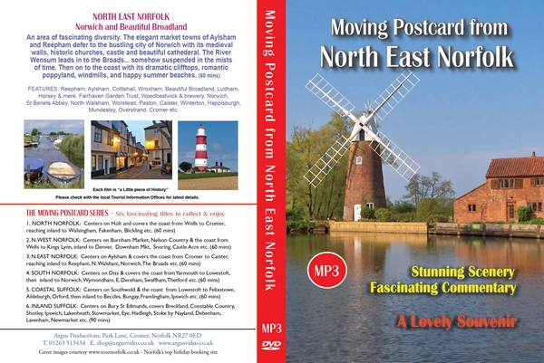 Moving Postcard from North East Norfolk