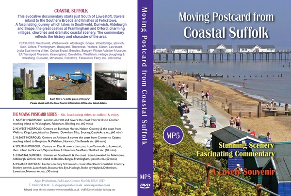Moving Postcard from Coastal Suffolk