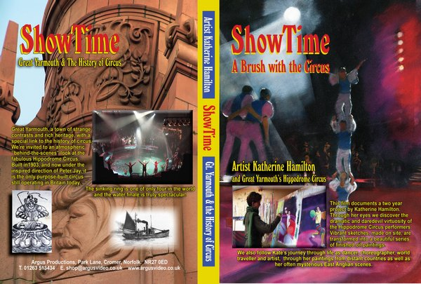 SHOWTIME - A Brush with the Circus